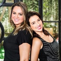 Amanda e Kelly