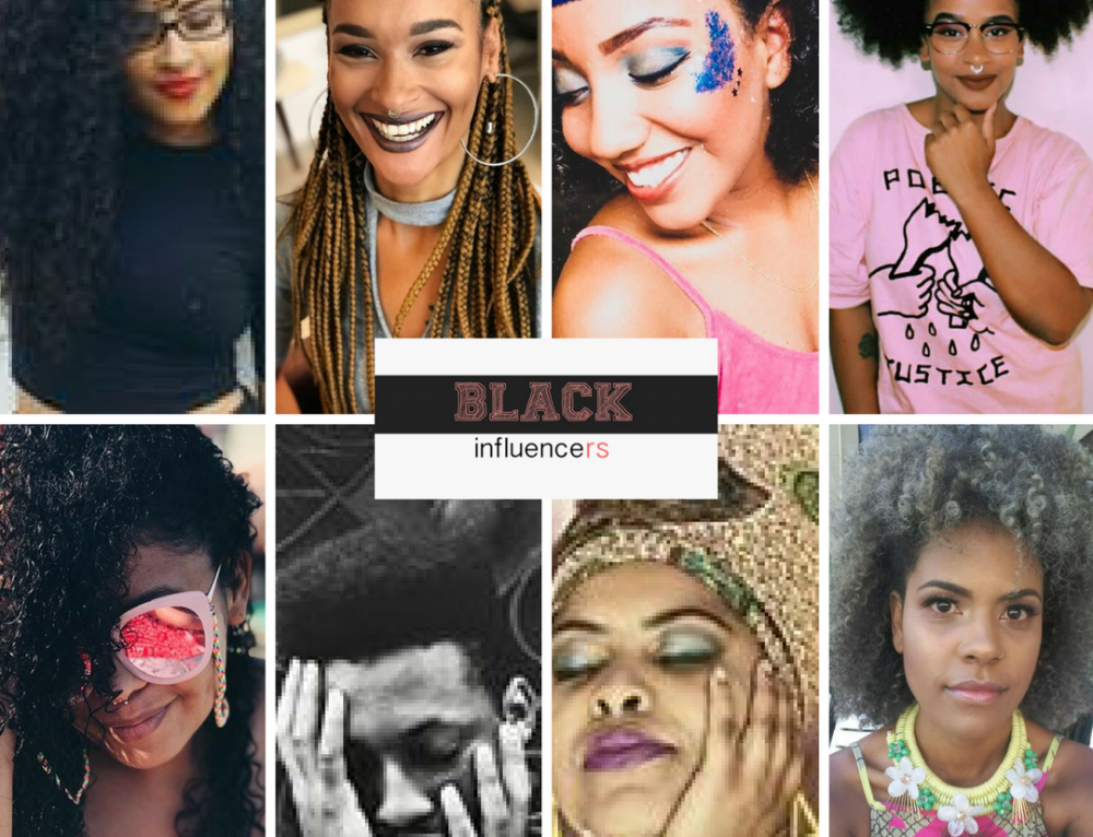 Black Influencers destaca o universo negro no meio digital