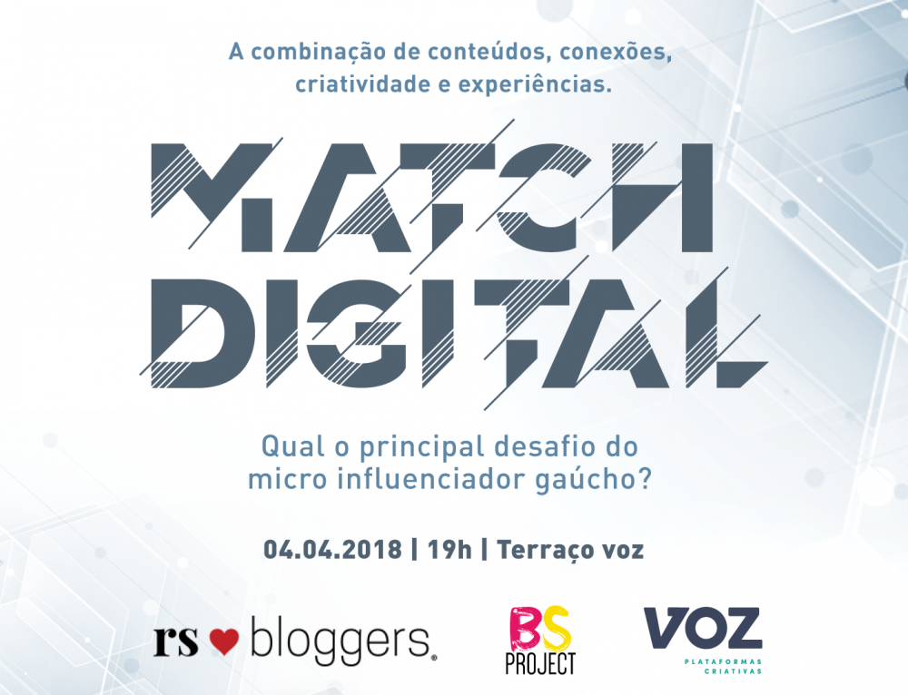 "Evento ""Match Digital"" surge para debater o marketing de influência no Estado"