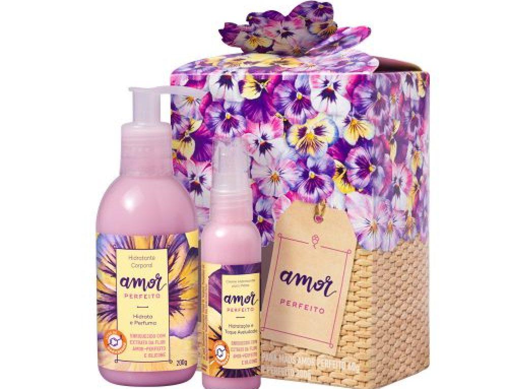 Kit exclusivo para Dia das Mães da Farmácias Associadas