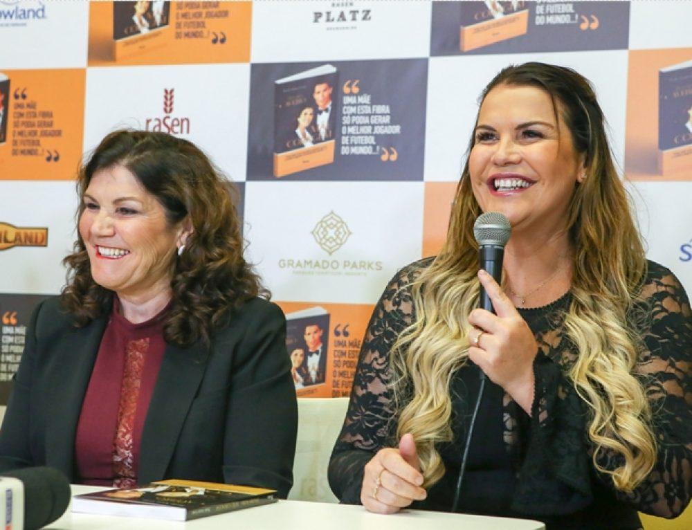 Família de Cristiano Ronaldo inaugura restaurante em Gramado