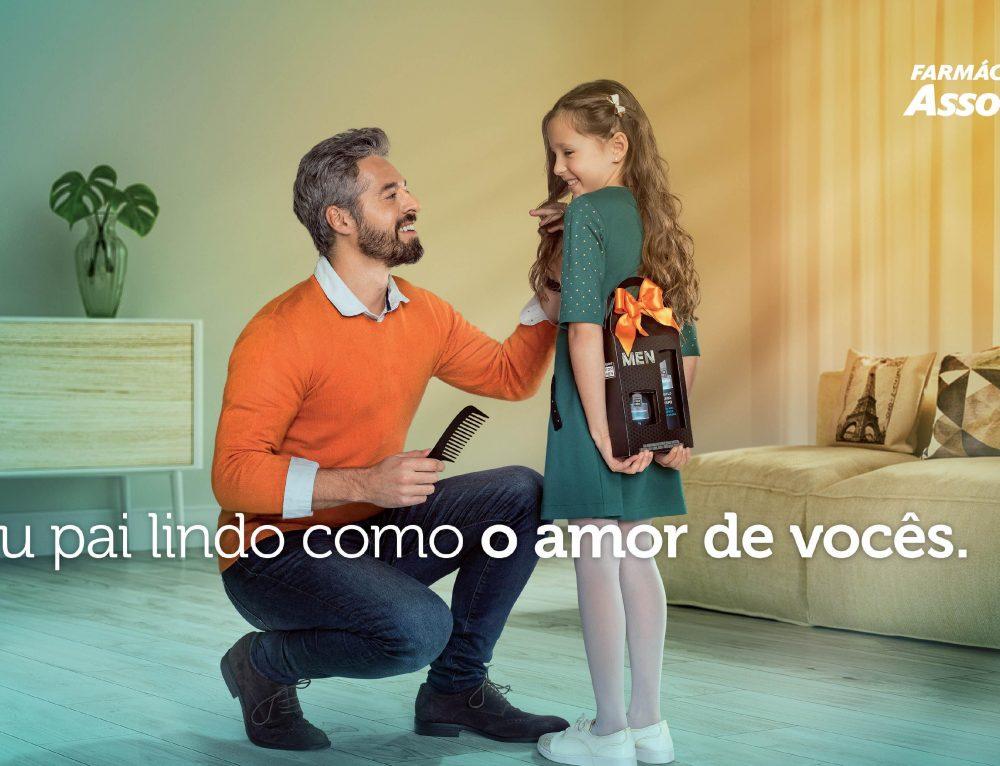Farmácias Associadas lança campanha de Dia dos Pais
