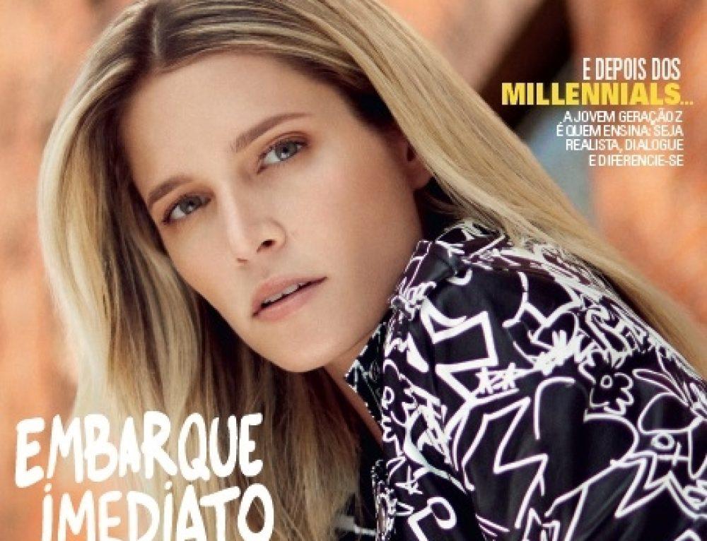 Primeira edição sustentável da Glamour chega às bancas