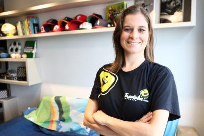Nathália Ely do Travinha Esportes