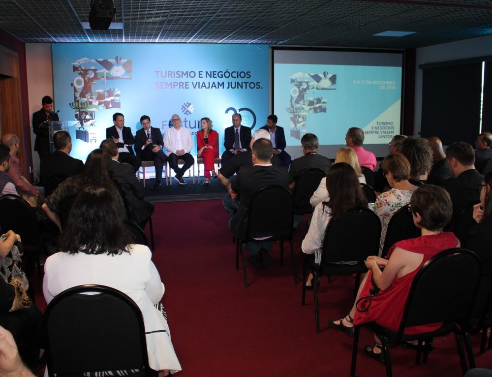 Lançamento do 30º FESTURIS em POA anunciou novidades da edição