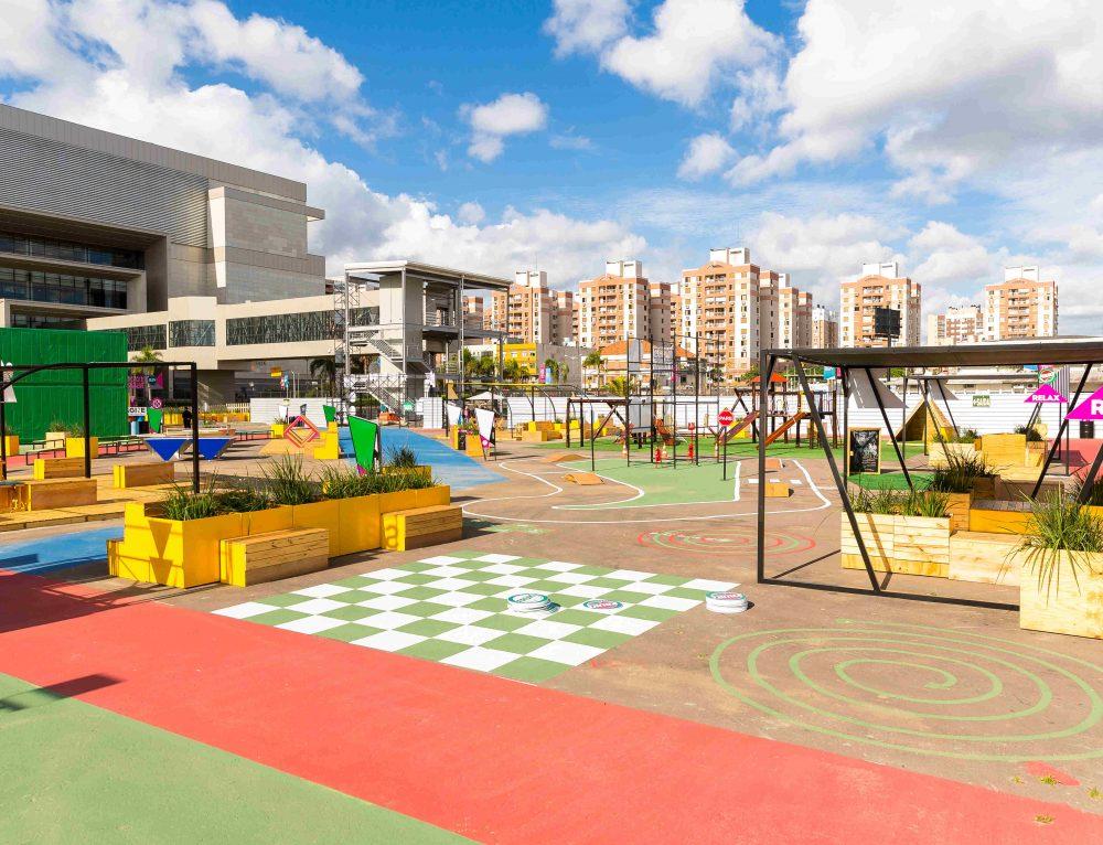Bourbon Wallig inaugura espaço esportivocom mais de 4 mil m² em parceria com FRUKI
