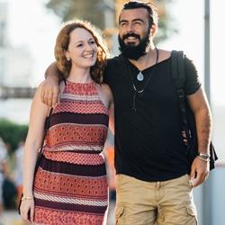 Eduardo Viero e Mônica Morás