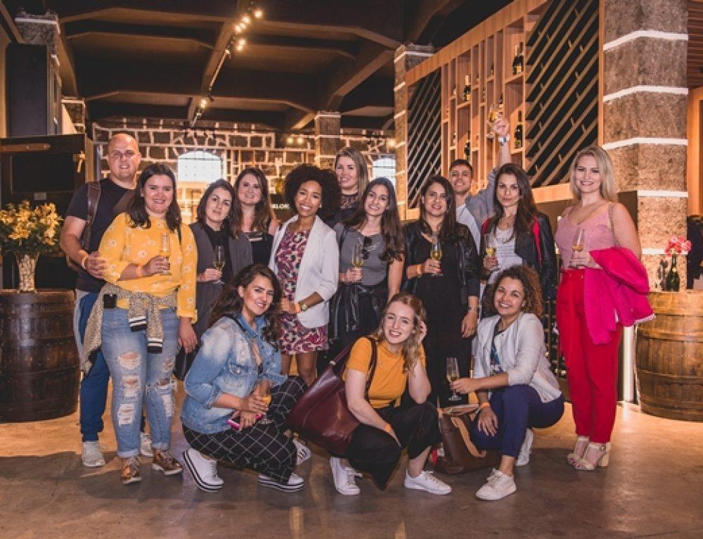 Rede RSbloggers faz confraternização de fim de ano na Vinícola Peterlongo