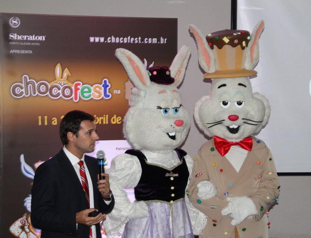 Páscoa: Chocofest 2019 anuncia programação totalmente gratuita