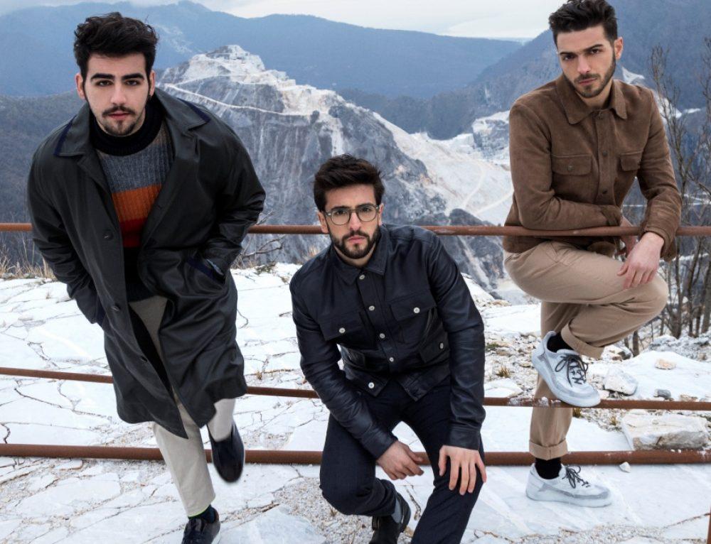 """Trio italiano """"Il Volo"""" volta a Porto Alegre em outubro"""