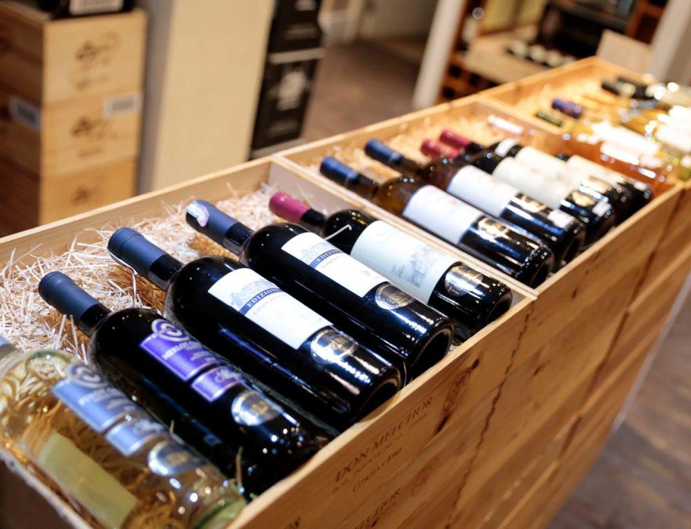 Wine Store de Porto Alegre promove semana com descontos e degustação